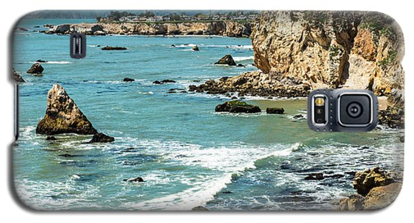 Sea And Cliffs Galaxy S5 Case