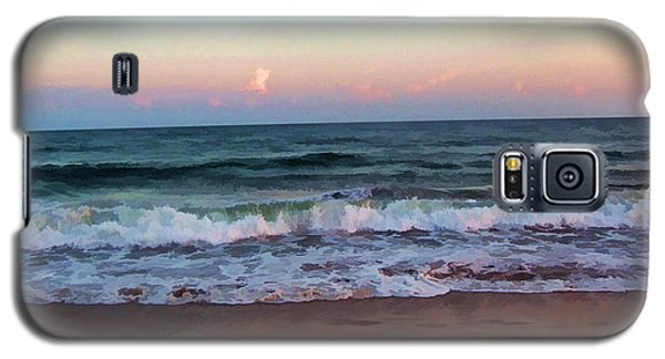 Galaxy S5 Case featuring the photograph Sea And Sky by Roberta Byram