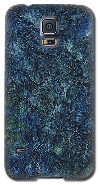 Sea Blue, Sea Green Galaxy S5 Case