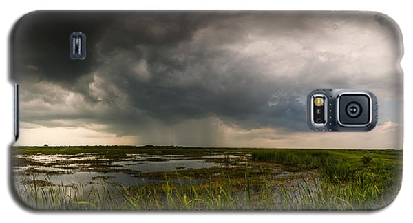 Galaxy S5 Case featuring the photograph Sea Breeze Cell by Allen Biedrzycki
