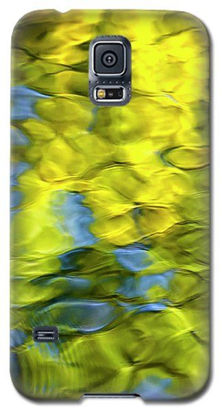Sea Breeze Mosaic Abstract Galaxy S5 Case
