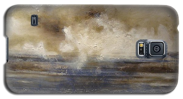 Galaxy S5 Case featuring the painting Sea Breeze by Tamara Bettencourt