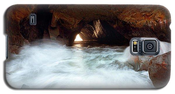 Sea Cave Galaxy S5 Case
