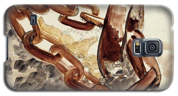 Sea Chain Galaxy S5 Case