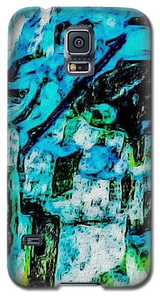 Galaxy S5 Case featuring the photograph Sea Changes by William Wyckoff