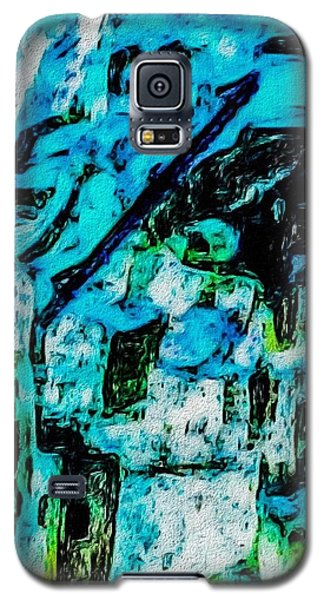 Sea Changes Galaxy S5 Case by William Wyckoff