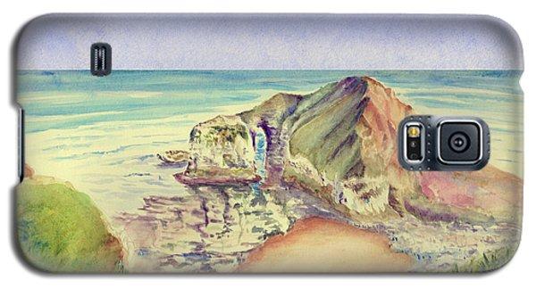 Sea Cliff Galaxy S5 Case