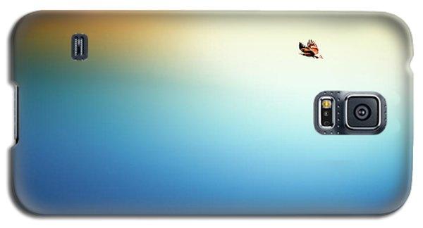Sea Eagle On High Galaxy S5 Case