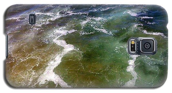 Artistic Ocean Photo Galaxy S5 Case