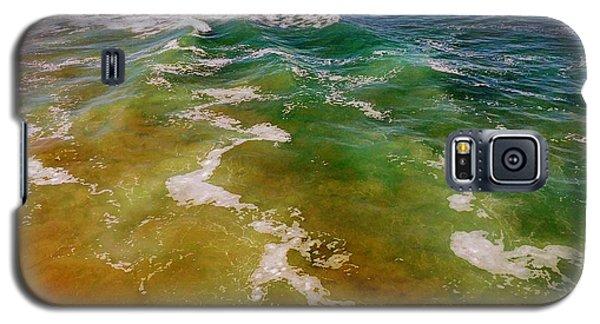 Colorful Ocean Photo Galaxy S5 Case
