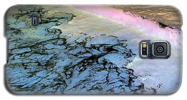 Sea Foam Pink Galaxy S5 Case