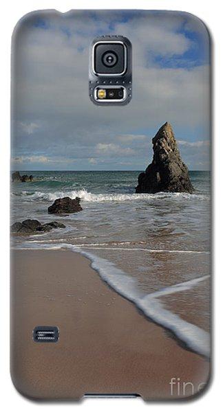 Sea Foam On Sango Bay Galaxy S5 Case