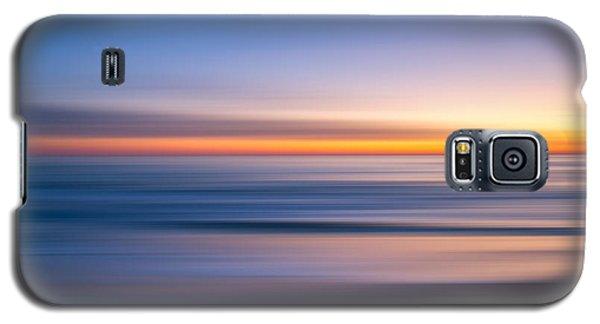 Sea Girt New Jersey Abstract Seascape Sunrise Galaxy S5 Case