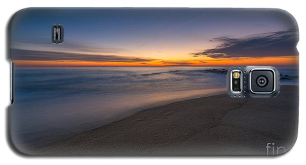 Sea Girt Sunrise New Jersey  Galaxy S5 Case