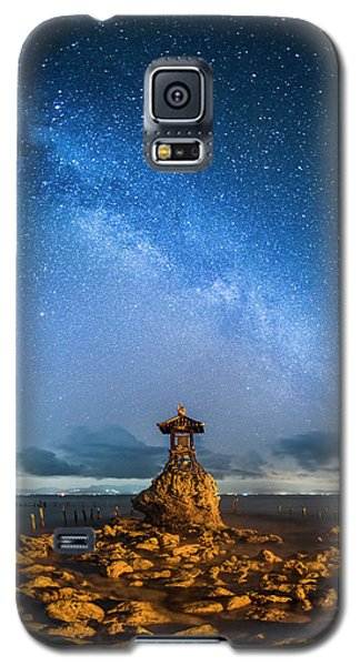 Sea Goddess Statue, Bali Galaxy S5 Case