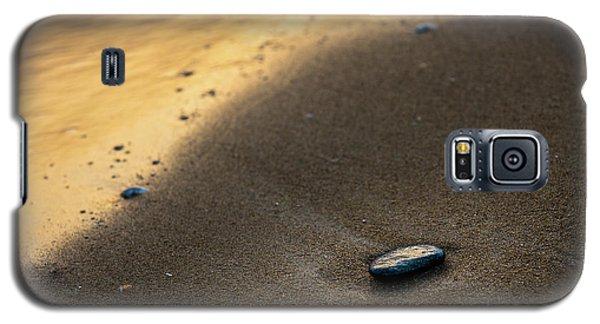 Sea Gold Galaxy S5 Case