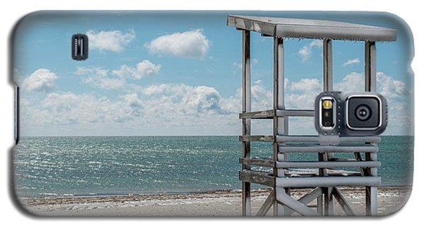 Sea Gull Beach #2 Galaxy S5 Case