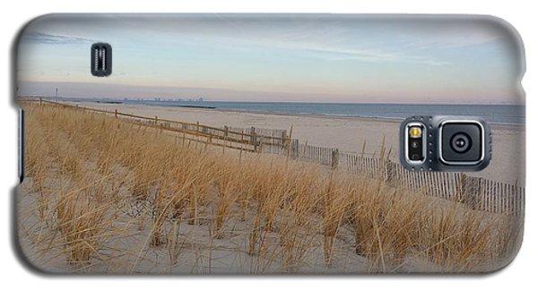 Sea Isle City, N J, Beach Galaxy S5 Case