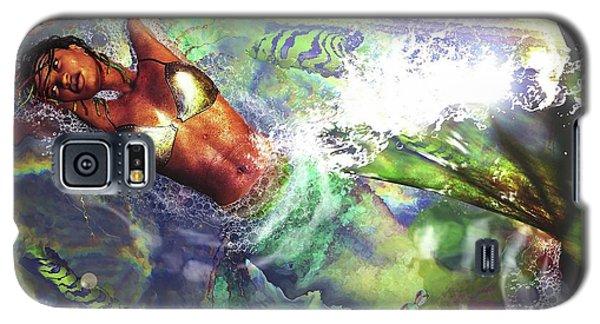 Sea Lioness Galaxy S5 Case
