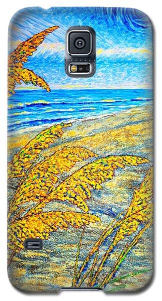 Sea Oats Dual#2 Galaxy S5 Case