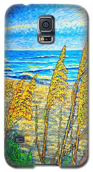 Sea Oat,dual #1 Galaxy S5 Case