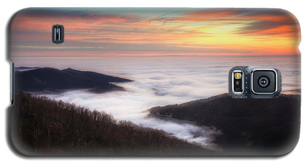 Sea Of Clouds Galaxy S5 Case