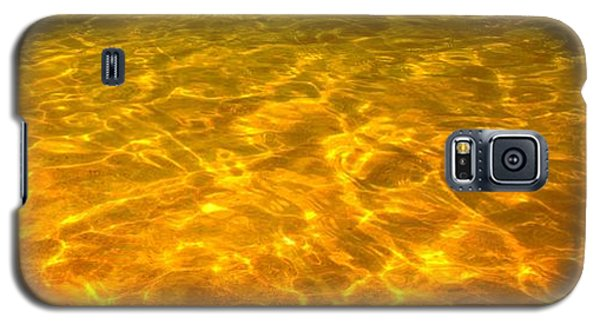 Sea Of Gold Galaxy S5 Case
