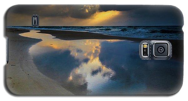 Sea Reflections Galaxy S5 Case