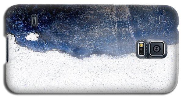 Sea, Satellite - Coast Line On Blue Ocean Illusion Galaxy S5 Case