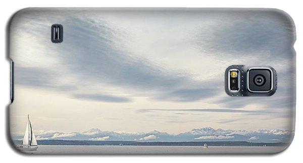 Sea Scene Galaxy S5 Case