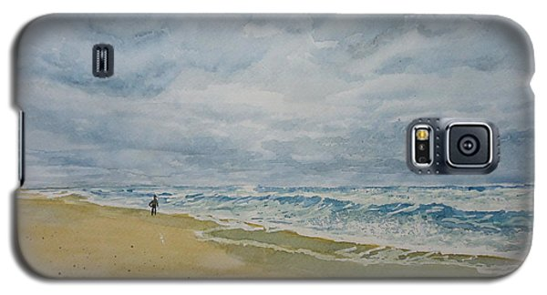 Sea Shore Galaxy S5 Case