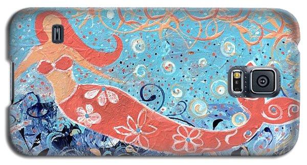 Sea Siren Galaxy S5 Case