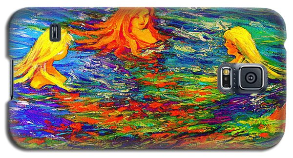 Sea Sisters Revisited Galaxy S5 Case