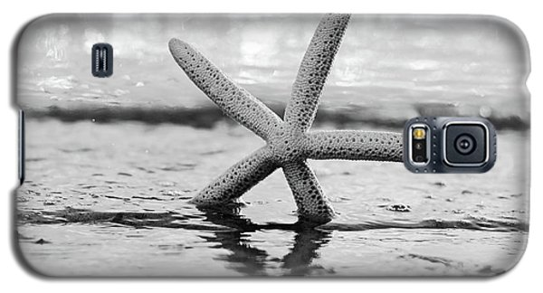 Sea Star Bw Galaxy S5 Case