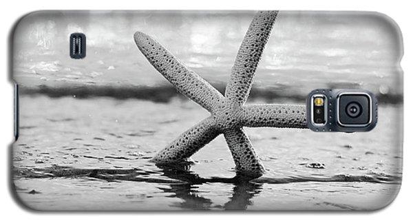 Sea Star Bw Galaxy S5 Case