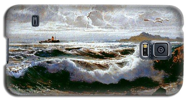 Sea Storm Galaxy S5 Case