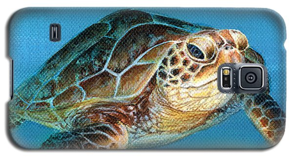 Sea Turtle 1 Of 3 Galaxy S5 Case