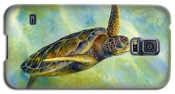 Sea Turtle 2 Galaxy S5 Case