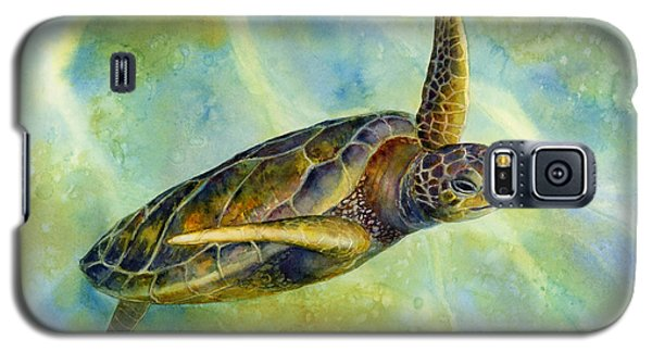 Sea Turtle 2 Galaxy S5 Case
