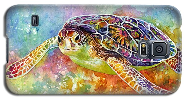 Sea Turtle 3 Galaxy S5 Case