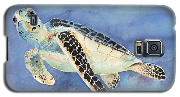 Sea Turtle Galaxy S5 Case by Arline Wagner