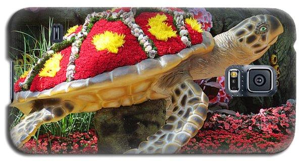 Sea Turtle Galaxy S5 Case by Steven Parker