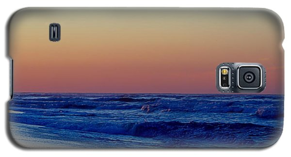 Galaxy S5 Case featuring the photograph Sea View by  Newwwman