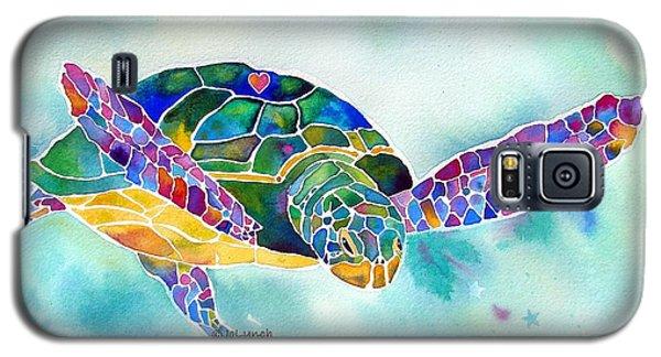 Sea Weed Sea Turtle  Galaxy S5 Case