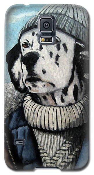 Seadog - Dalmation Animal Art Galaxy S5 Case