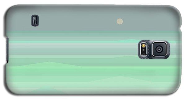 Seafoam Galaxy S5 Case