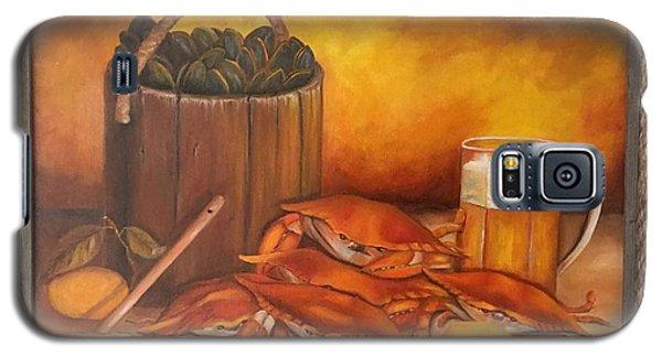 Seafood Night Galaxy S5 Case
