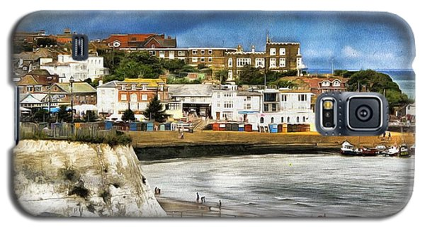 Seafront Broadstairs Kent Galaxy S5 Case