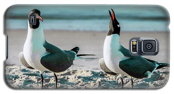 Seagull Serenade 4954 Galaxy S5 Case