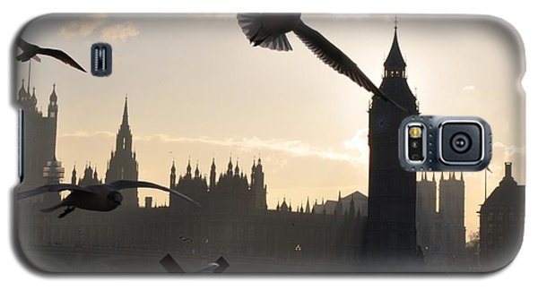 Seagull Skyline Galaxy S5 Case